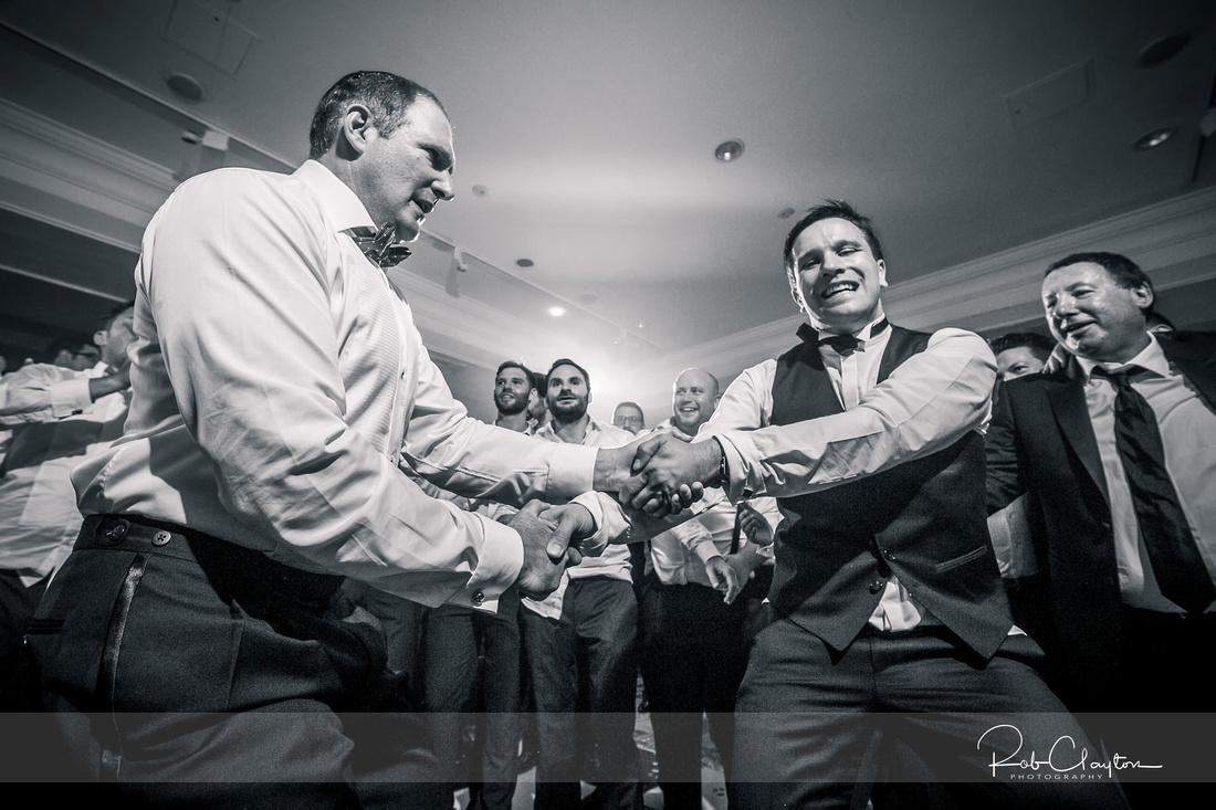 Midland Hotel Manchester Jewish Wedding Photography 47