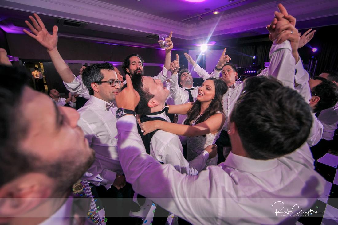 Midland Hotel Manchester Jewish Wedding Photography 51