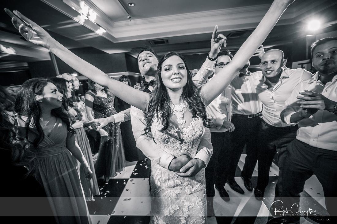 Midland Hotel Manchester Jewish Wedding Photography 52