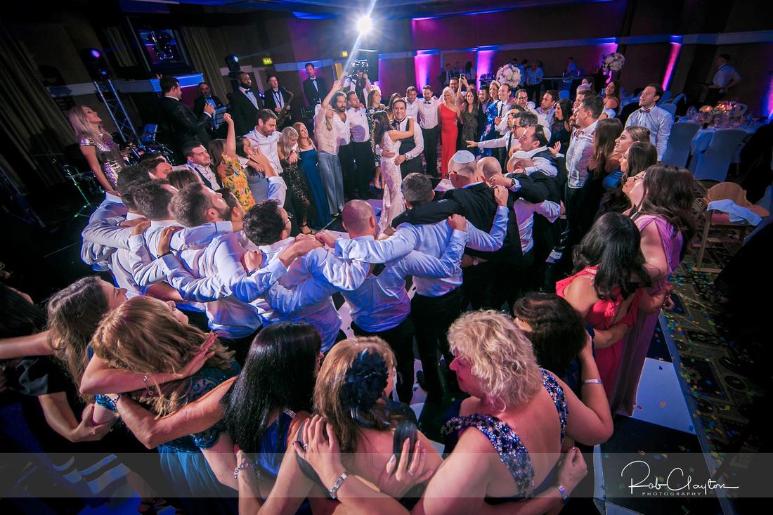 Midland Hotel Manchester Jewish Wedding Photography 54