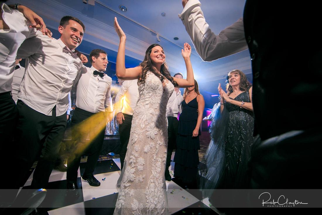 Midland Hotel Manchester Jewish Wedding Photography 56