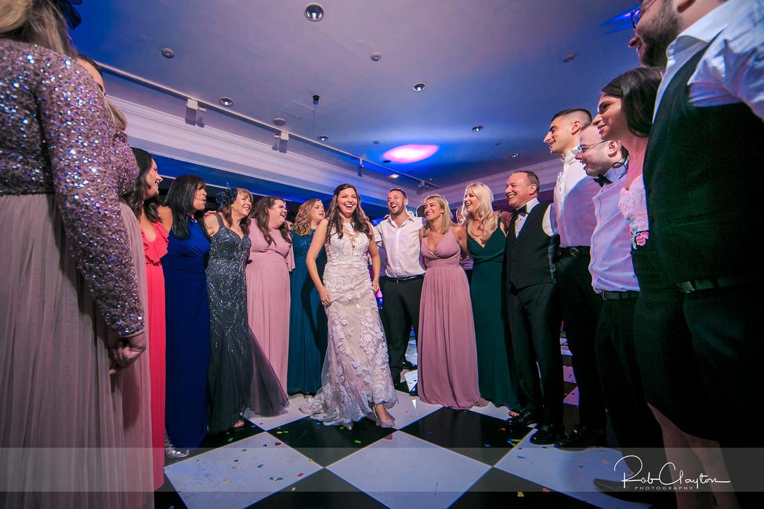 Midland Hotel Manchester Jewish Wedding Photography 59