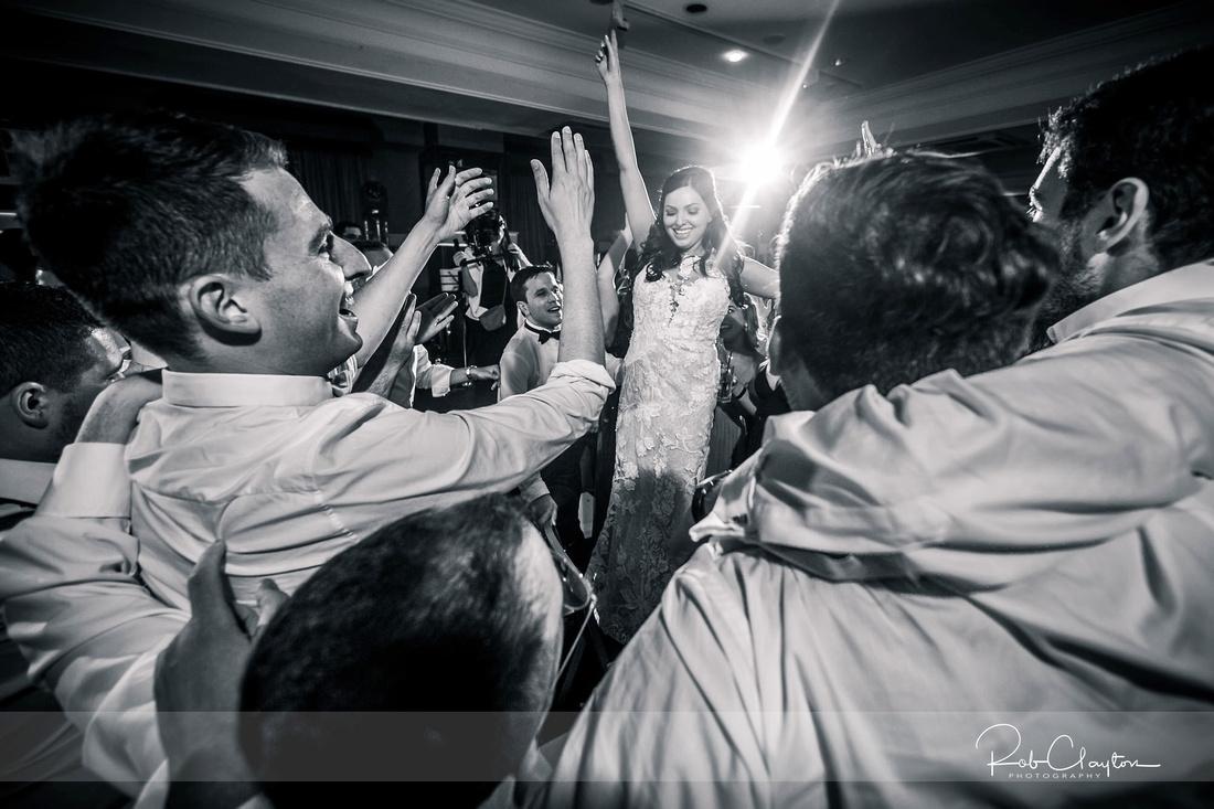 Midland Hotel Manchester Jewish Wedding Photography 61