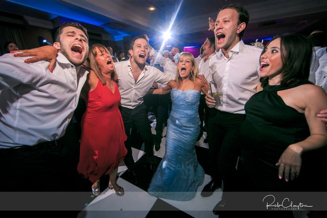 Midland Hotel Manchester Jewish Wedding Photography 72