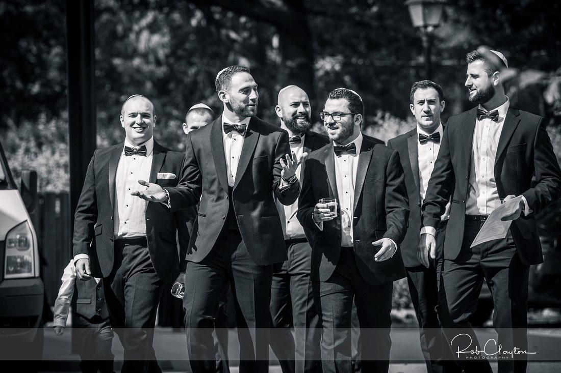 Manchester Jewish Wedding Photography - J&R 14