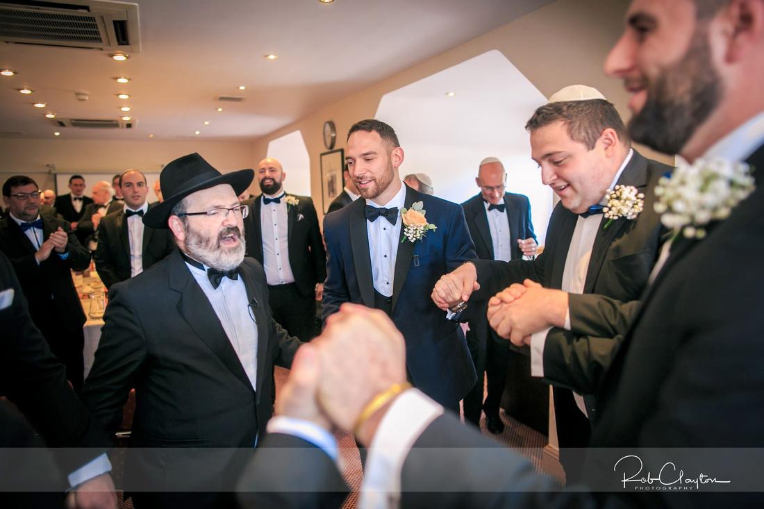 Manchester Jewish Wedding Photography - J&R 18