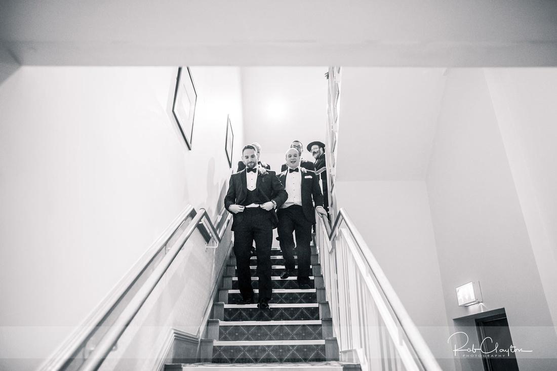 Manchester Jewish Wedding Photography - J&R 20