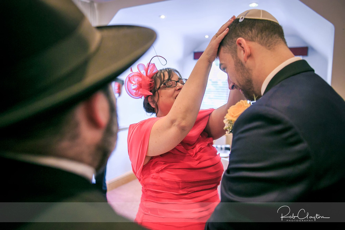 Manchester Jewish Wedding Photography - J&R 25