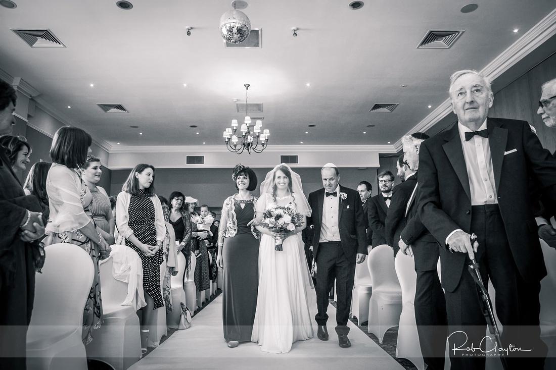 Manchester Jewish Wedding Photography - J&R 28