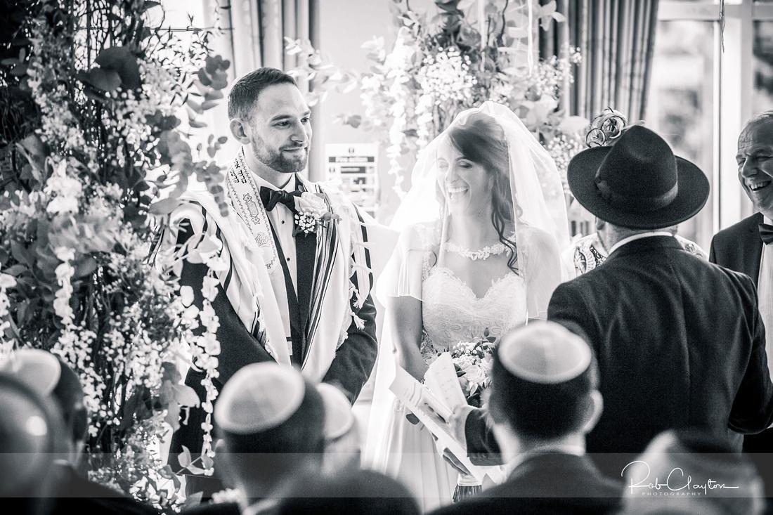 Manchester Jewish Wedding Photography - J&R 32