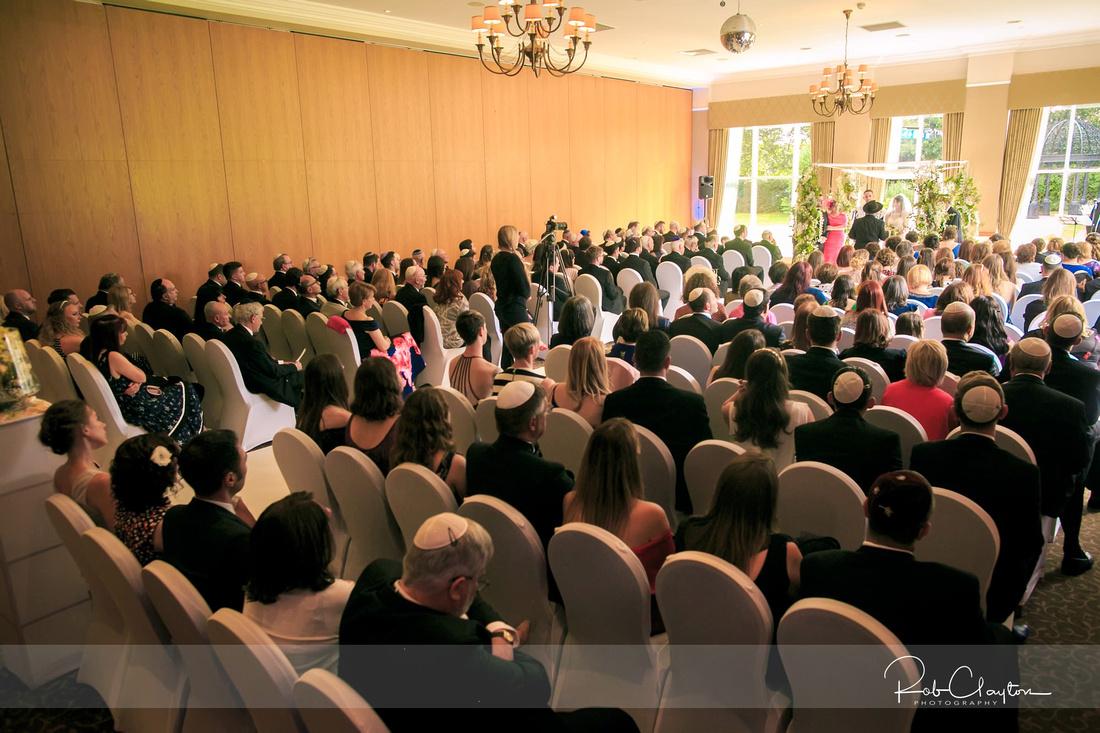 Manchester Jewish Wedding Photography - J&R 33