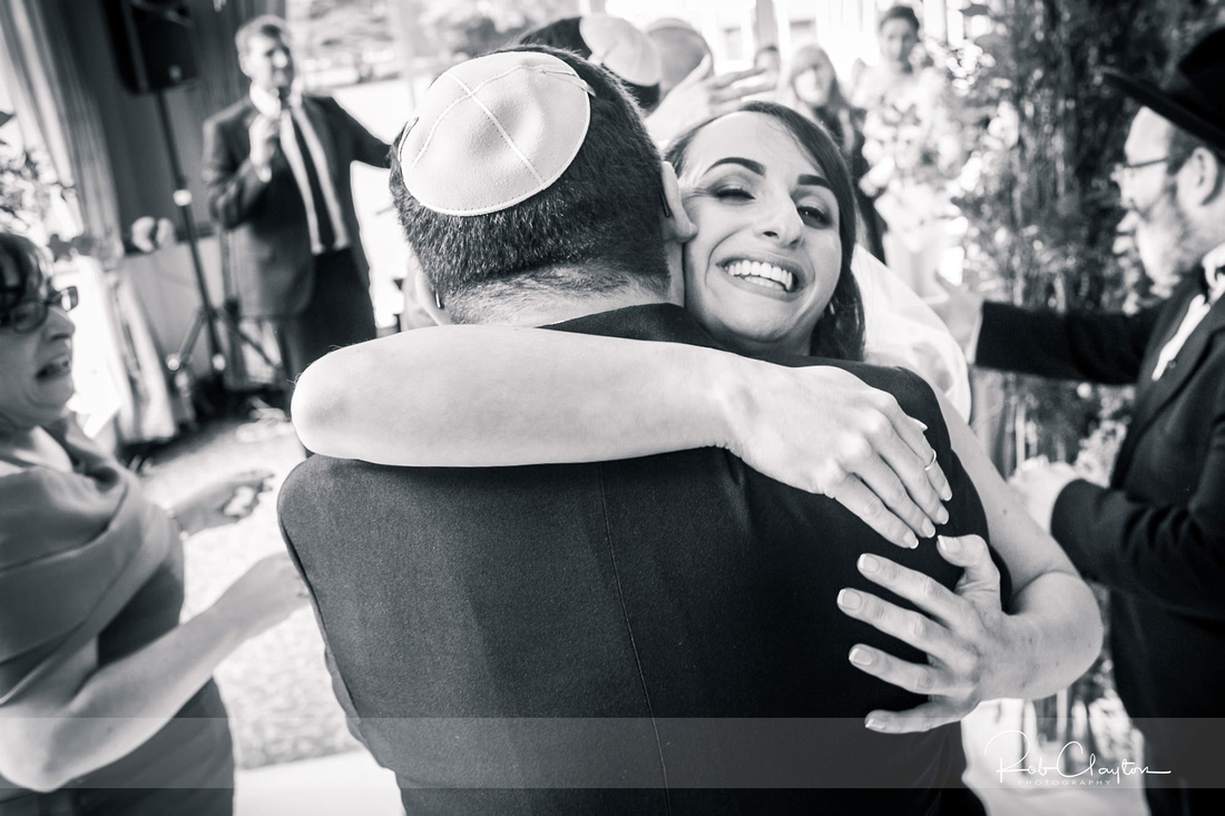 Manchester Jewish Wedding Photography - J&R 39