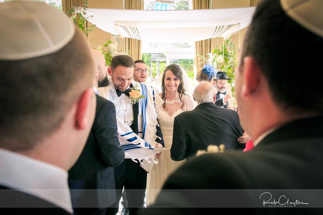 Manchester Jewish Wedding Photography - J&R 40