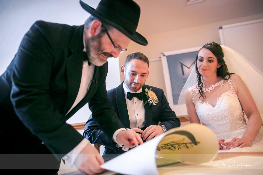 Manchester Jewish Wedding Photography - J&R 41