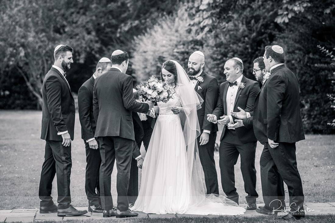 Manchester Jewish Wedding Photography - J&R 42
