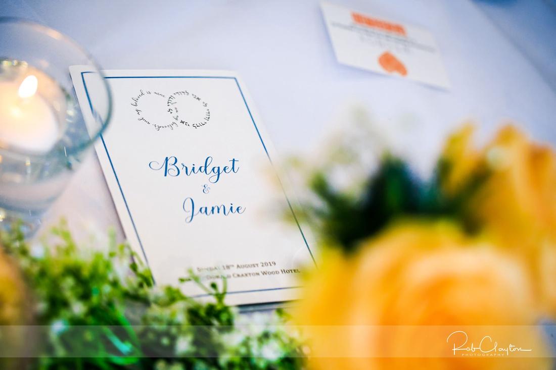 Manchester Jewish Wedding Photography - J&R 50