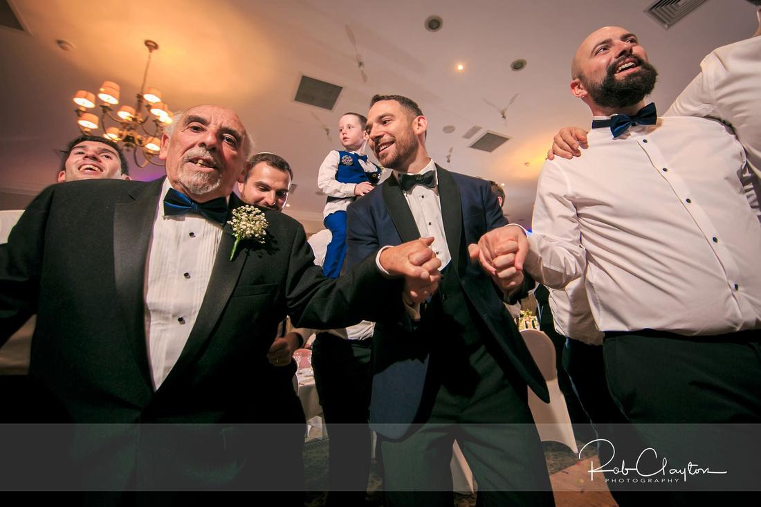 Manchester Jewish Wedding Photography - J&R 53