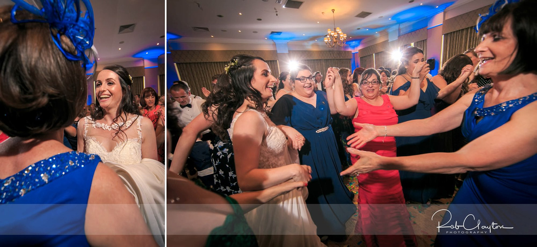 Manchester Jewish Wedding Photography - J&R 54