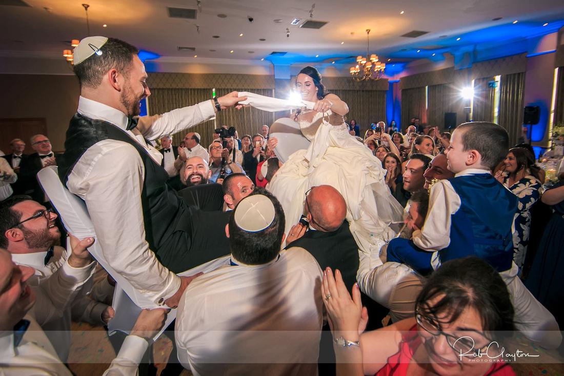 Manchester Jewish Wedding Photography - J&R 59