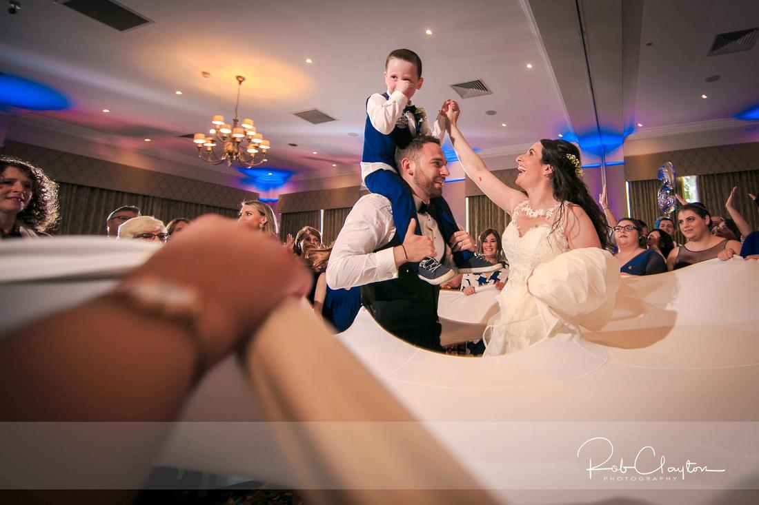 Manchester Jewish Wedding Photography - J&R 62