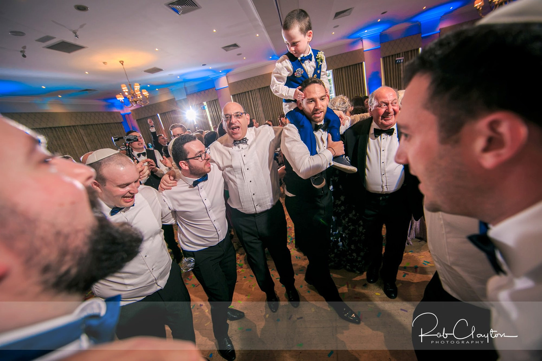 Manchester Jewish Wedding Photography - J&R 63