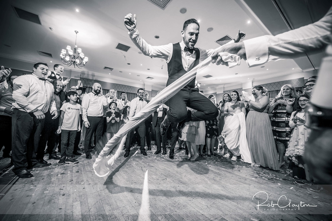 Manchester Jewish Wedding Photography - J&R 68