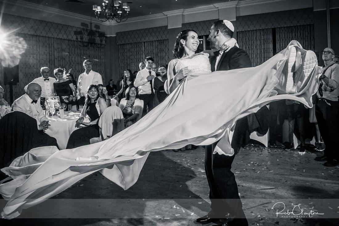 Manchester Jewish Wedding Photography - J&R 89
