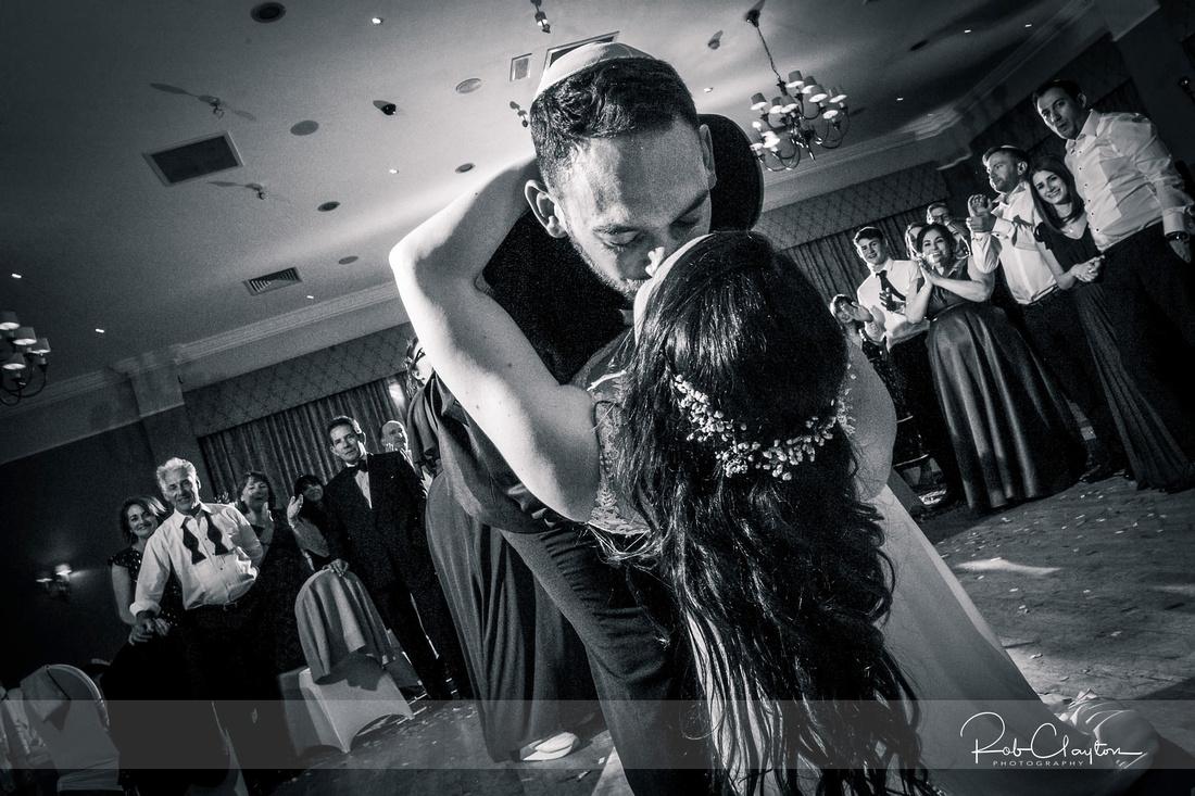 Manchester Jewish Wedding Photography - J&R 90