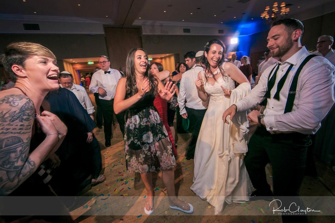 Manchester Jewish Wedding Photography - J&R 91