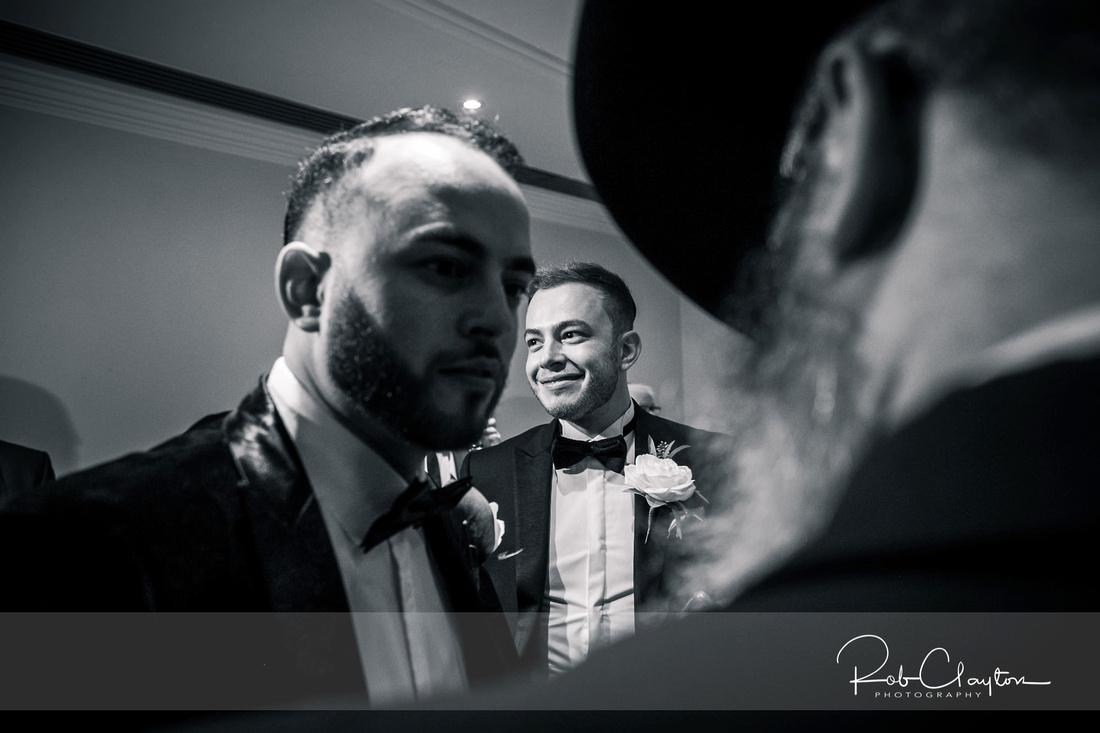 Manchester Jewish Wedding Photography - H&M 09