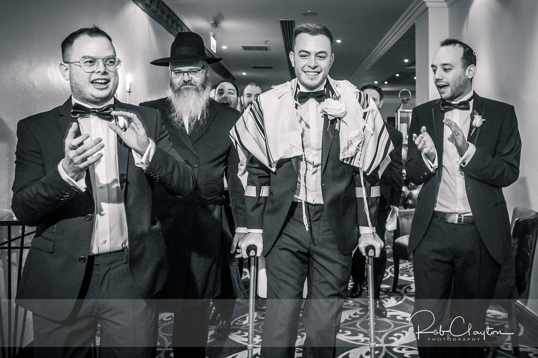 Manchester Jewish Wedding Photography - H&M 10