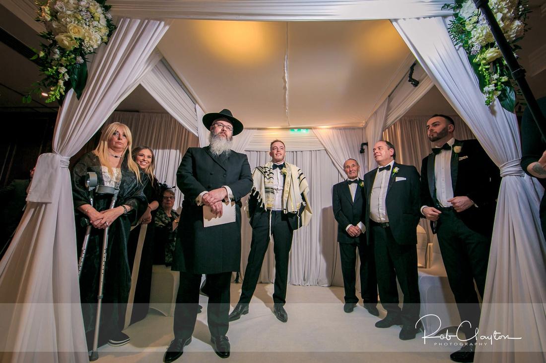 Manchester Jewish Wedding Photography - H&M 14