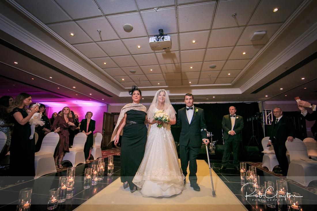 Manchester Jewish Wedding Photography - H&M 15