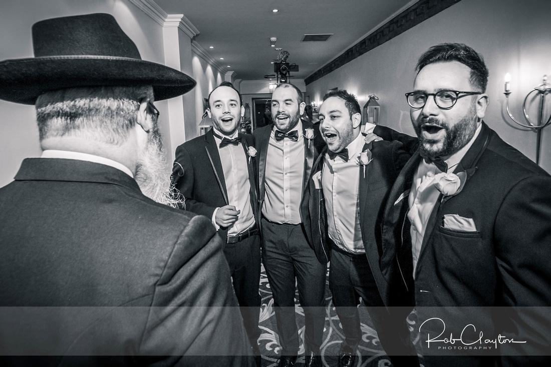 Manchester Jewish Wedding Photography - H&M 25