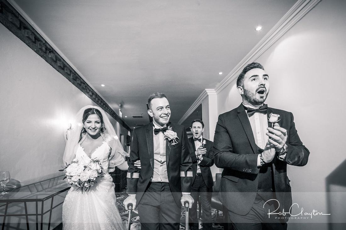 Manchester Jewish Wedding Photography - H&M 26