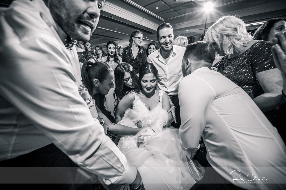 Manchester Jewish Wedding Photography - H&M 36