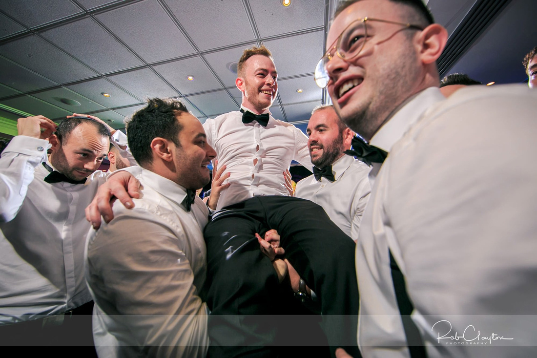 Manchester Jewish Wedding Photography - H&M 40