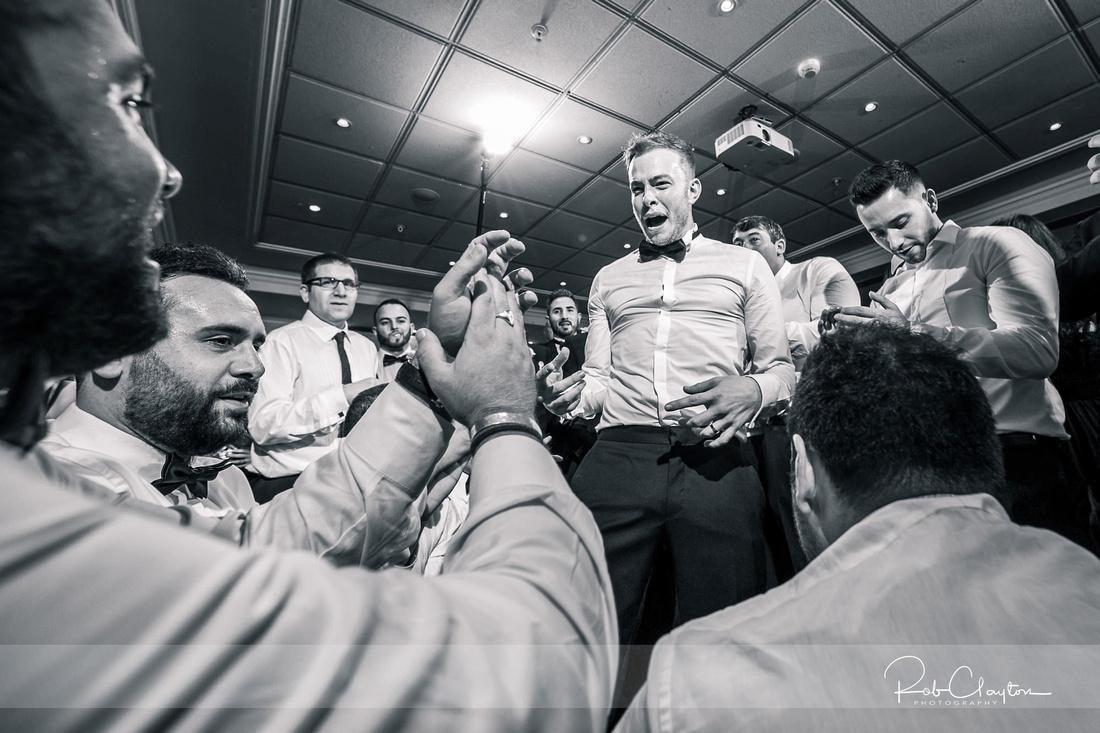 Manchester Jewish Wedding Photography - H&M 41