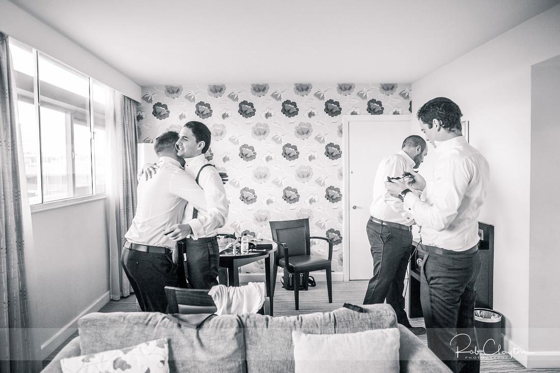 Manchester Jewish Wedding Photographer - T&E Blog 12