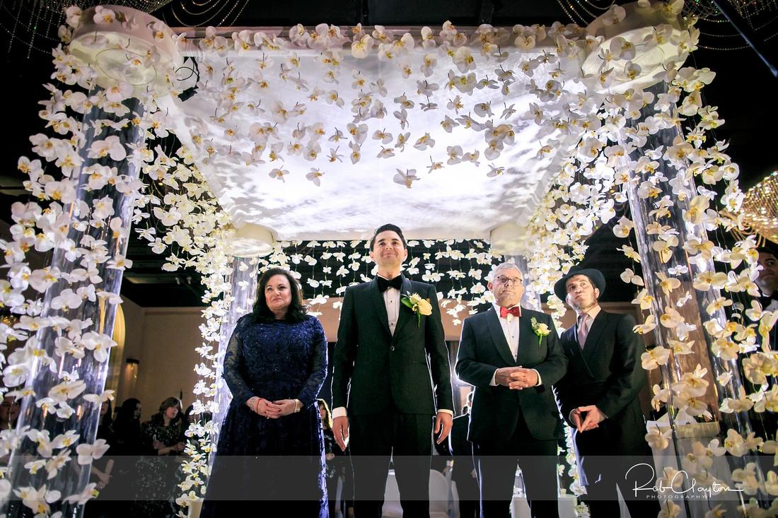 Manchester Jewish Wedding Photographer - T&E Blog 17