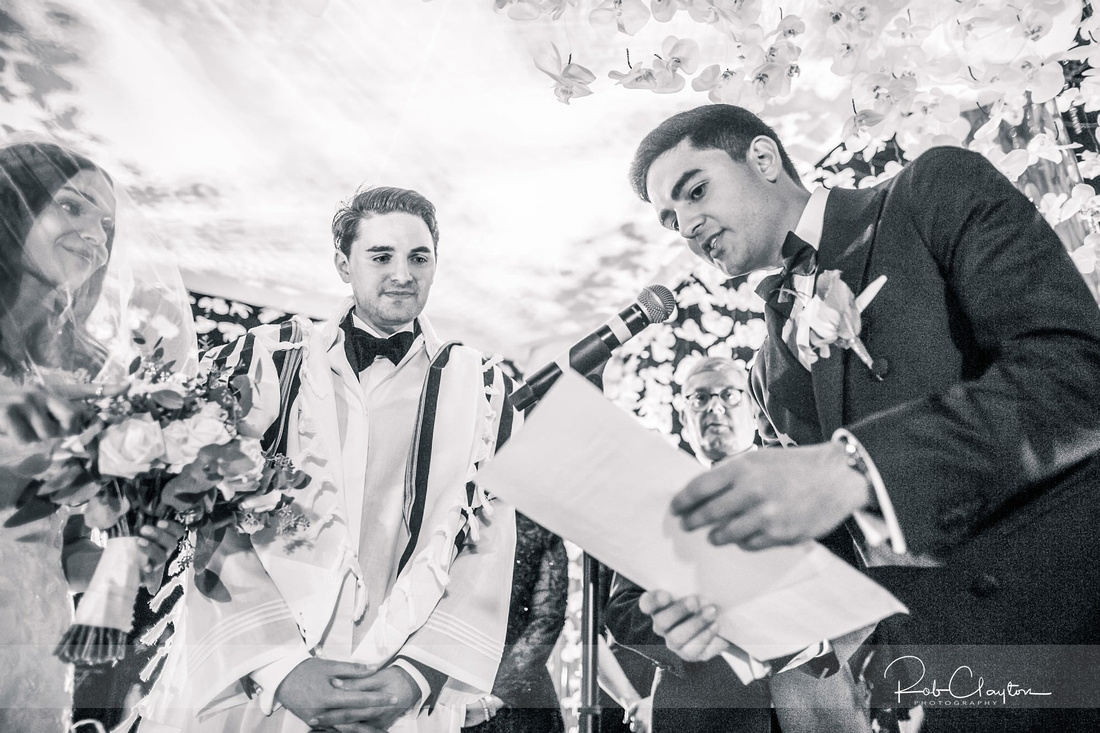 Manchester Jewish Wedding Photographer - T&E Blog 20