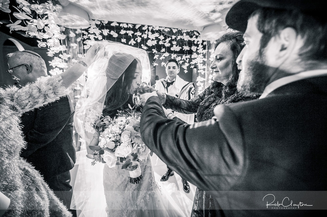 Manchester Jewish Wedding Photographer - T&E Blog 25
