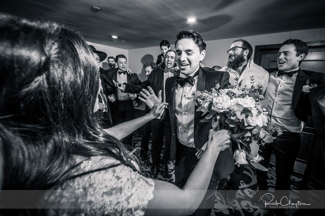 Manchester Jewish Wedding Photographer - T&E Blog 33