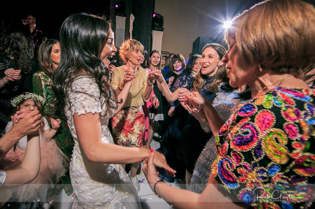 Manchester Jewish Wedding Photographer - T&E Blog 38