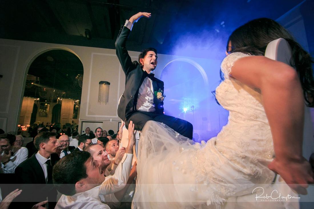 Manchester Jewish Wedding Photographer - T&E Blog 40