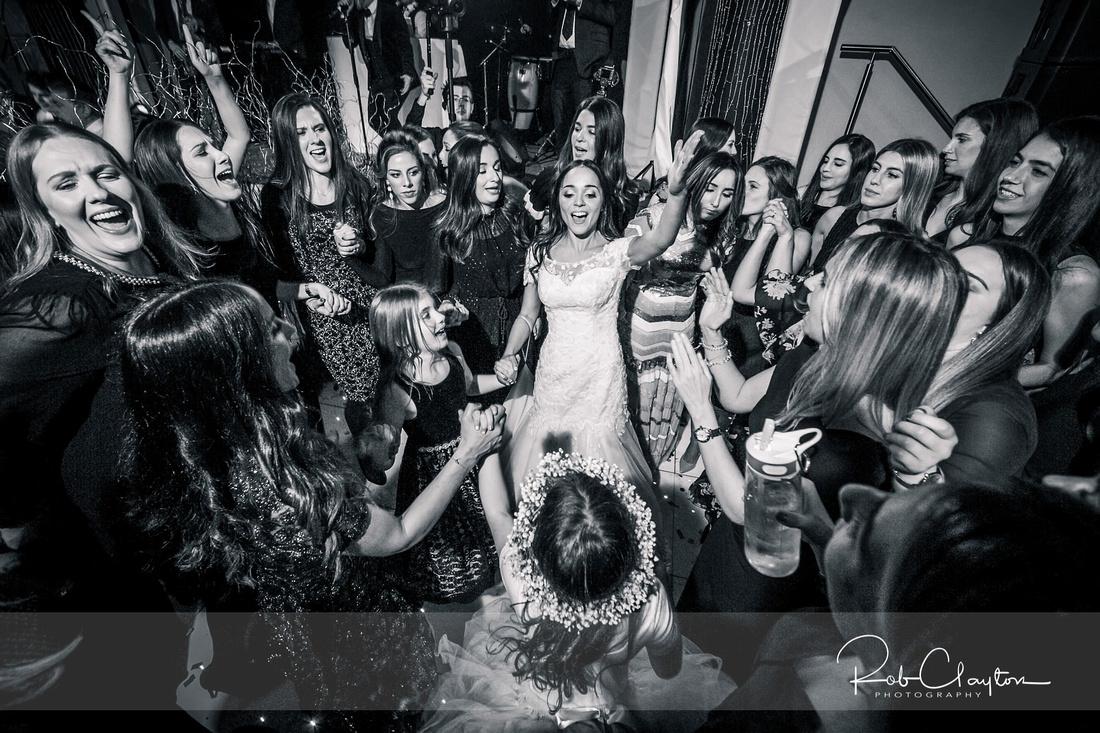 Manchester Jewish Wedding Photographer - T&E Blog 42