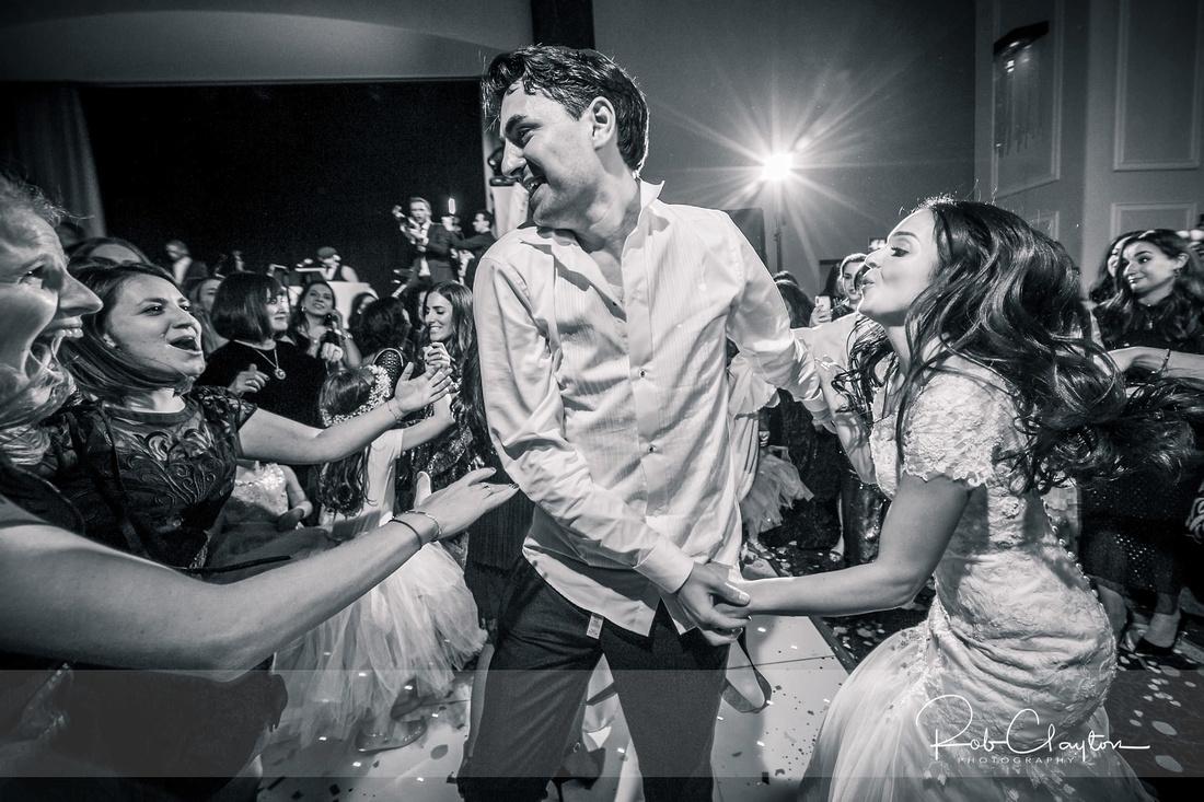 Manchester Jewish Wedding Photographer - T&E Blog 49