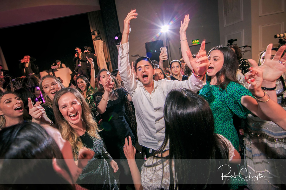 Manchester Jewish Wedding Photographer - T&E Blog 50