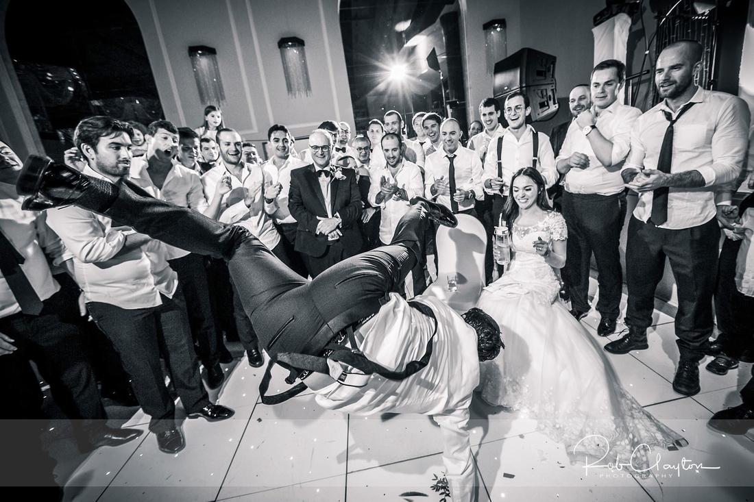 Manchester Jewish Wedding Photographer - T&E Blog 58