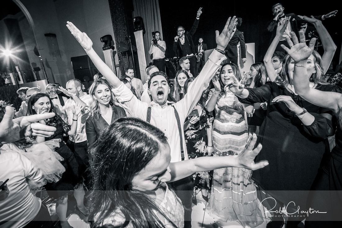 Manchester Jewish Wedding Photographer - T&E Blog 63
